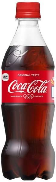 コカ・コーラ 500mlPET×24本