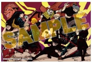 アニメイトの特典イラストカード