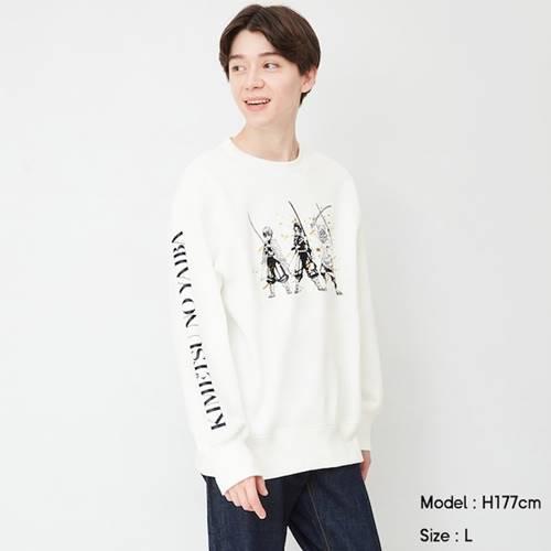 ビッグスウェットシャツ