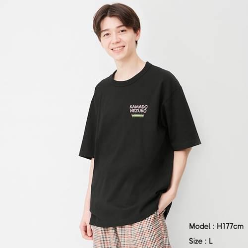 ビッグTシャツ(5分袖)